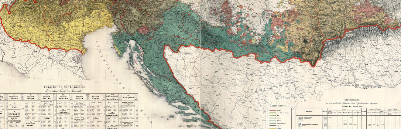 Lists: translating ethnographic data tables into maps
