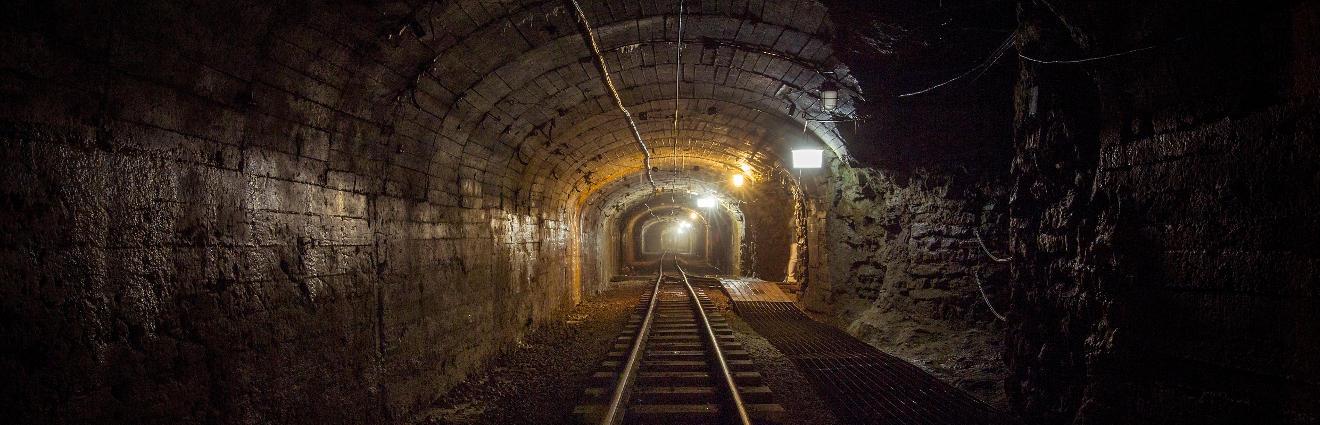 Au métro comme à la mine