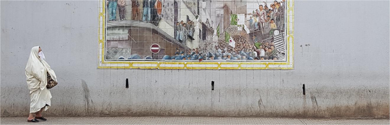 Les femmes dans la rue : le 8 mars dans la longue histoire de l'Algérie indépendante