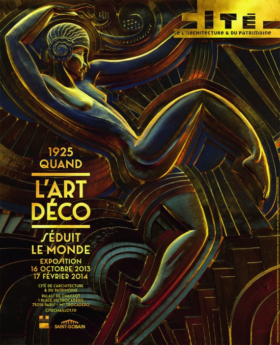 Exposition 1925 quand l art d co s duit le monde du for Art et decoration fevrier 2014