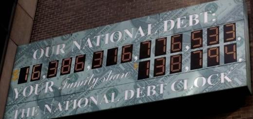 compteur dette US