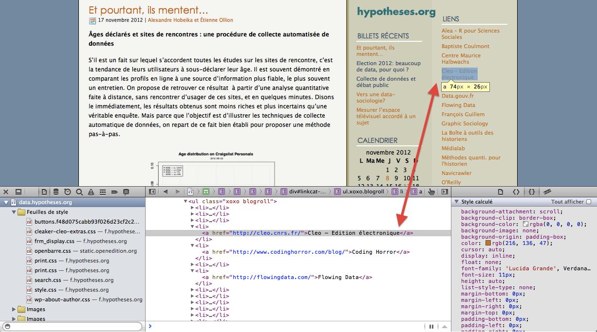 photo comment comprendre le code html