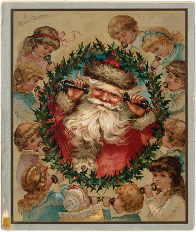 Biographie du Père Noël   4168023998_173ec14c19_o