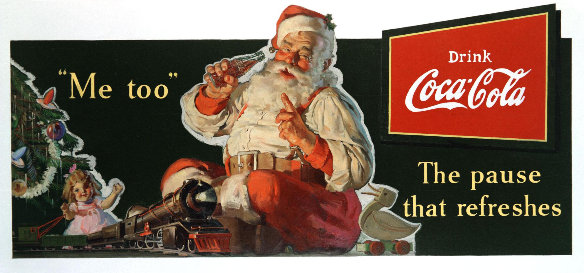 Biographie du Père Noël   Santa_1936