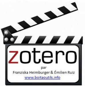 Zotero 3.0, tutoriel