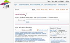 Trouver des thèses et mémoires soutenus partout en Europe