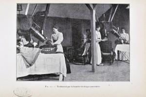 Docteur Pierre Trenque Challes-les-Eaux en Savoie Imprimerie de Montsouris, 1948.