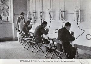 Docteur Pierre Trenque Challes-les-Eaux en Savoie Imprimerie de Montsouris, 1948