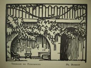 Almanach vivarois 1930. Éd. du Pigeonnier, p. 53. Cote 88645