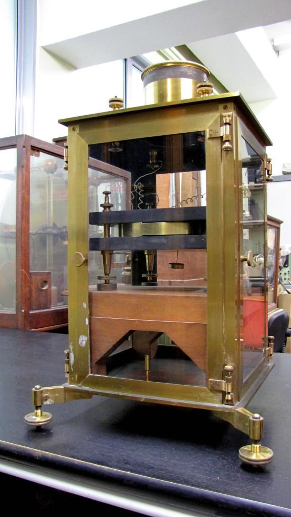 Galvanomètre astatique
