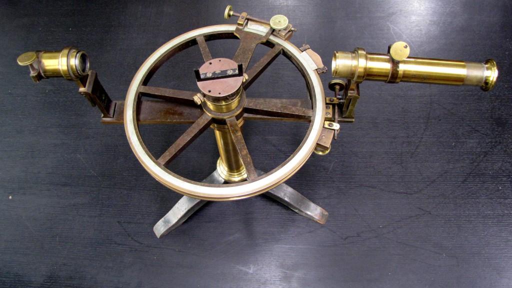 Le goniomètre de Babinet