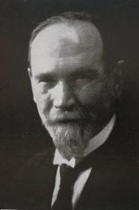 Maurice Zimmermann. Photo Blanc et Demilly