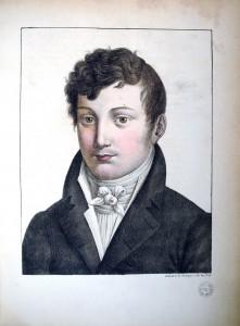 Lithographie de C. Lasteyrie