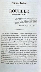 Cap, Paul Antoine. Biographie chimique. Imp. Fain & Thunot, 1842. Cote 46247