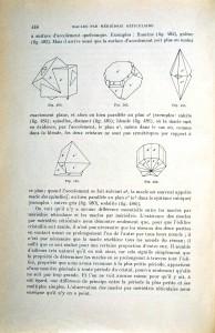 Friedel, Georges. Leçons de cristallographie. Paris: Berger-Levrault, 1926. Cote 8908