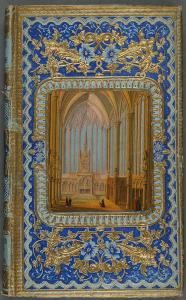 Décor floral : Barbier, C. Castel et chaumière : ou Fénelon enfant. Rouen : Mégard, 1857. Cote 2RB 1096