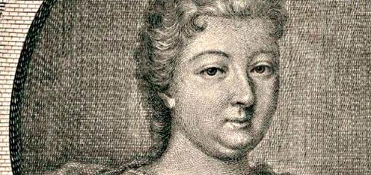 Madame d'Aulnoy, gravure