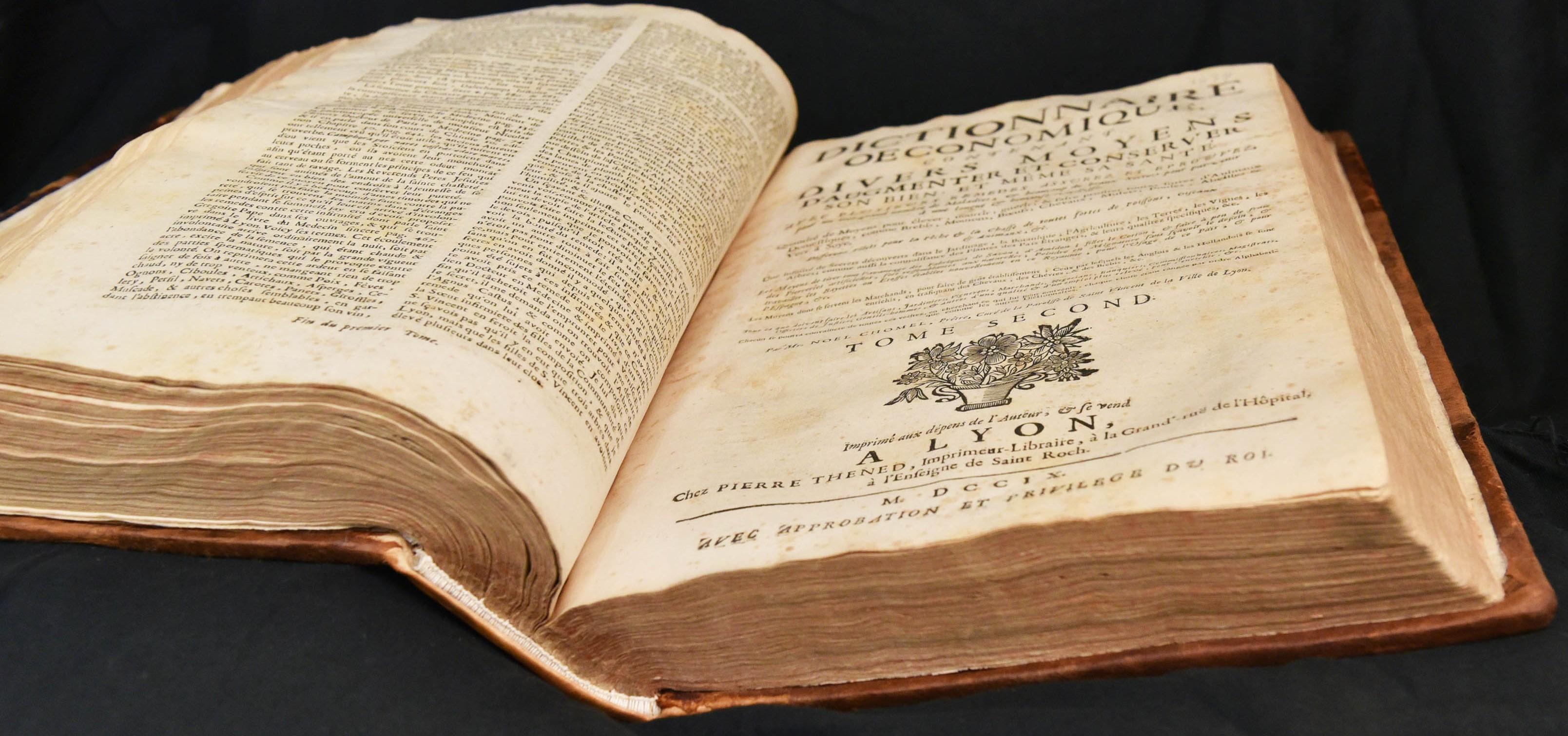 Dictionnaire Oeconomique - V2 59 (2)