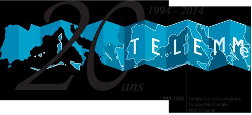 Assemblée générale du laboratoire Telemme – 16 octobre 2014