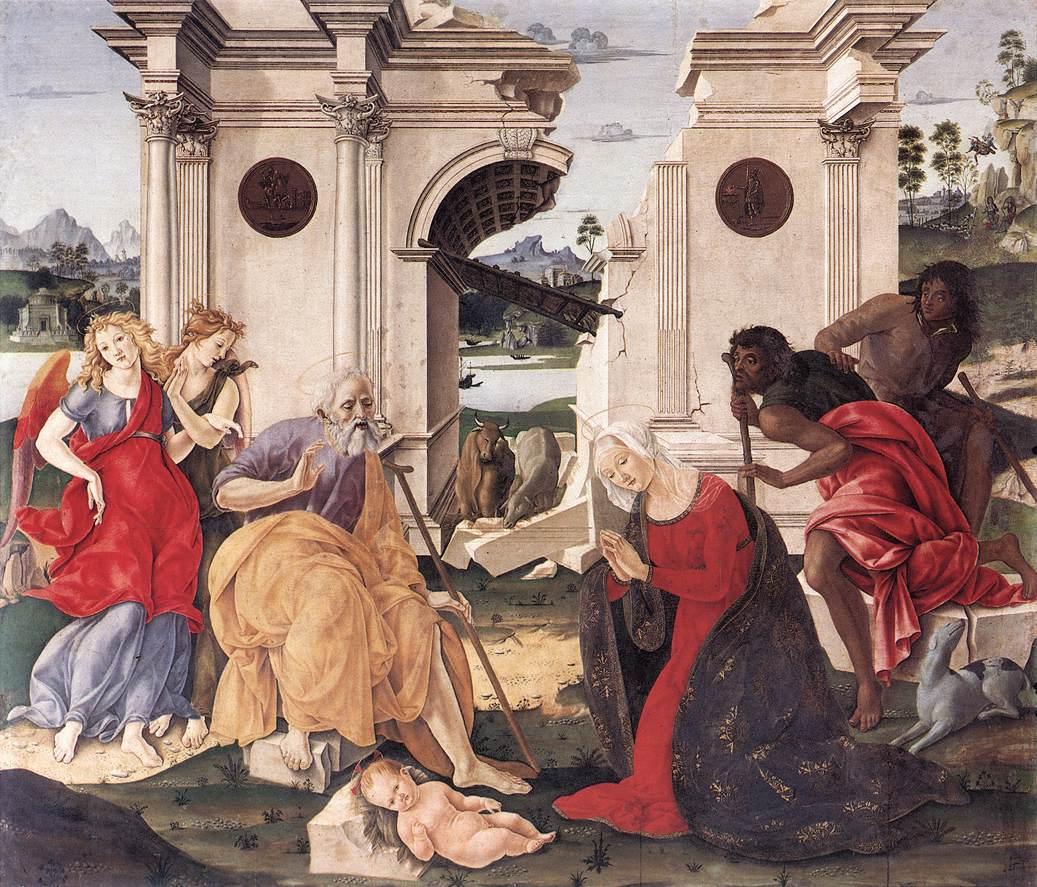 1490-95 Francesco di Giorgio Martini SDomenico Sienne