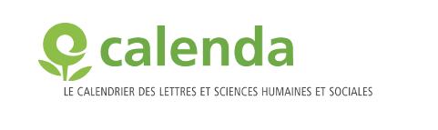 Calenda - le calendrier des lettres et sciences humaines et sociales