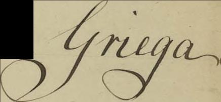 Detalle del título de los apuntes de clase tomados de González Garbín