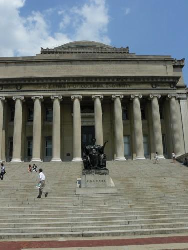 Universidad de Columbia, donde impartió su docencia Gilbert Highet, el profesor que más contribuyó a la universalización de la disciplina