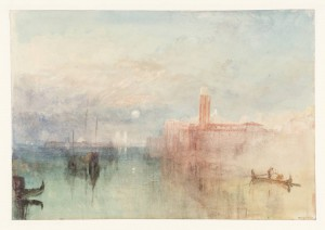 Venice, Moonrise 1840 by Joseph Mallord William Turner 1775-1851