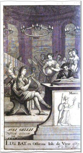 noctes atticae gronovius 1688