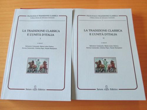 LA TRADIZIONE CLASSICA E L'UNITÀ D'ITALIA
