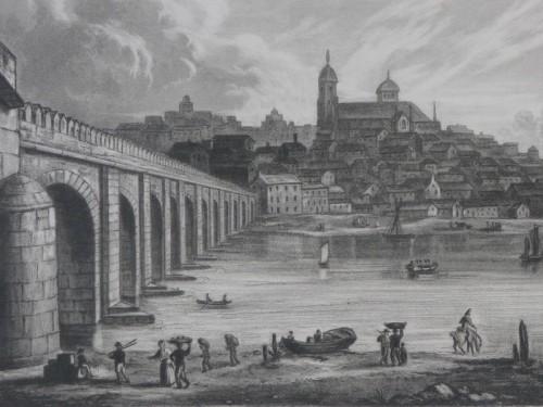 Grabado de Salamanca