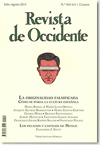 revista de occidente julio 2015
