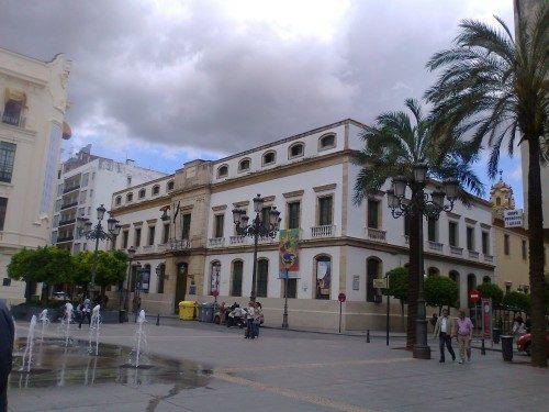 El antiguo Colegio de la Asunción de Córdoba, donde Camús comenzó su vida como docente
