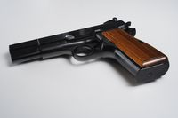 1971 Browning Hi Power 4 photo par ~Steve Z~ sur Flickr
