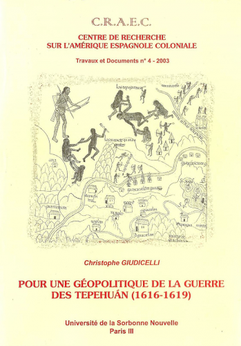 Géopolitique de la guerre des Tepehuán 2003