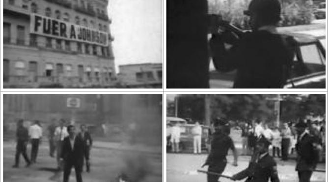 28 avril 2016, JE années 60 en Amérique latine, Salle des thèses, bât. P, U. Rennes 2.