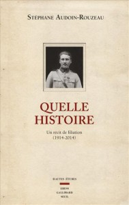 Origin[e]s : Stéphane Audoin-Rouzeau