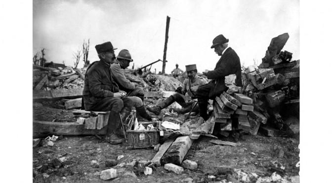 Colloque – La pensée politique de Georges Clemenceau-  21 et 22 novembre