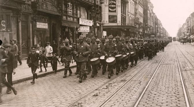 Journée d'étude : Vivre l'occupation sur le front Ouest pendant la Première Guerre mondiale