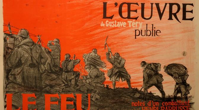 Journée d'études à Bruxelles : Poésie(s) et littérature(s) combattante(s) de la Première Guerre mondiale (Allemagne, Belgique, France)