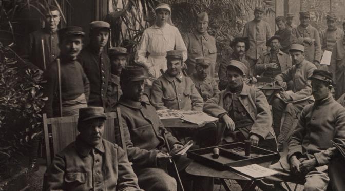 Call for Paper : colloque international à Pau ; Les fronts intérieurs européens : l'arrière en guerre (1914-1920)