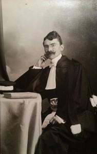 Pidrre Malicert vers 1918