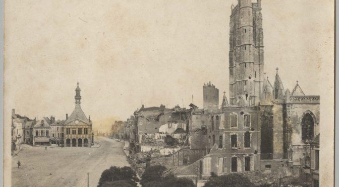 """""""Eglises, clergés et croyants en Picardie en 1918"""" samedi 10 Février, 15H, Historial"""