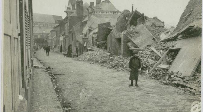 Conférence « 1918 – L'offensive de Picardie», Jeudi 29 mars, Historial, 19H30