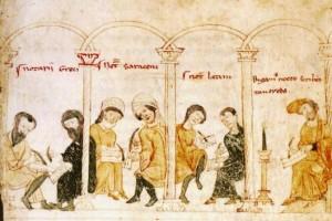 Les notaires de la chancellerie normande (fin XIIe siècle)