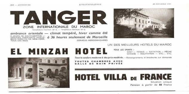 La chute de Tanger : De la ville cosmopolite à la ville mauresque