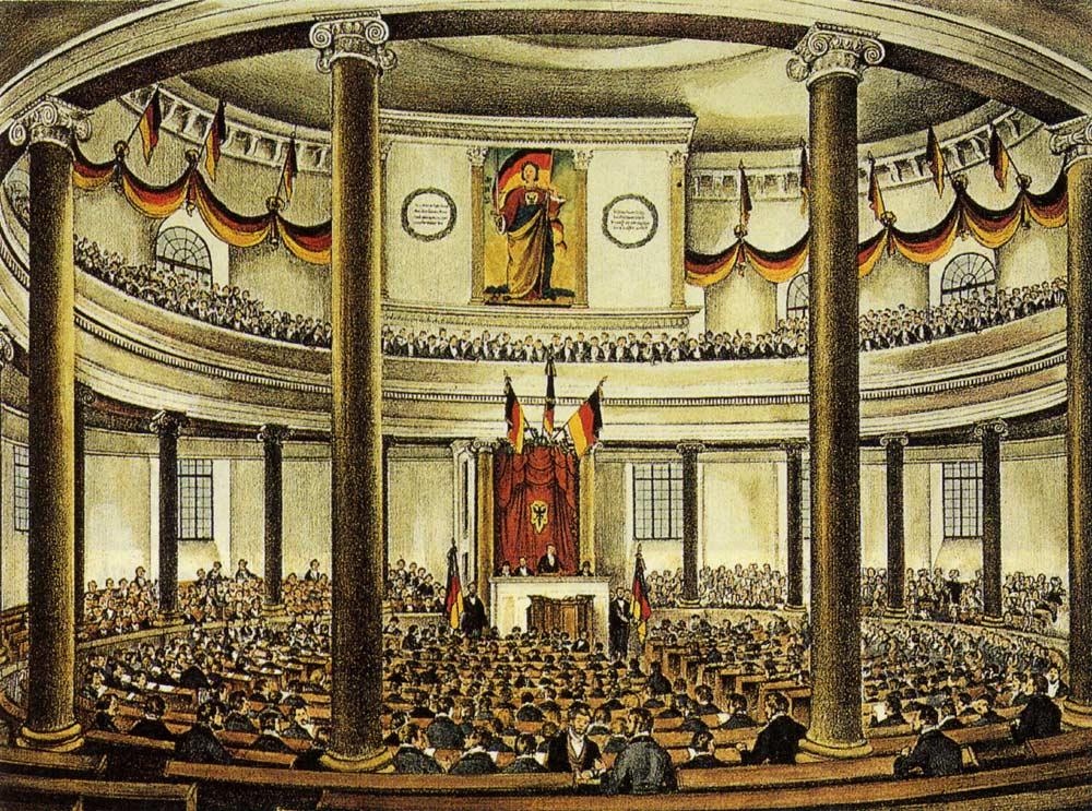 Frankfurter Nationalversammlung