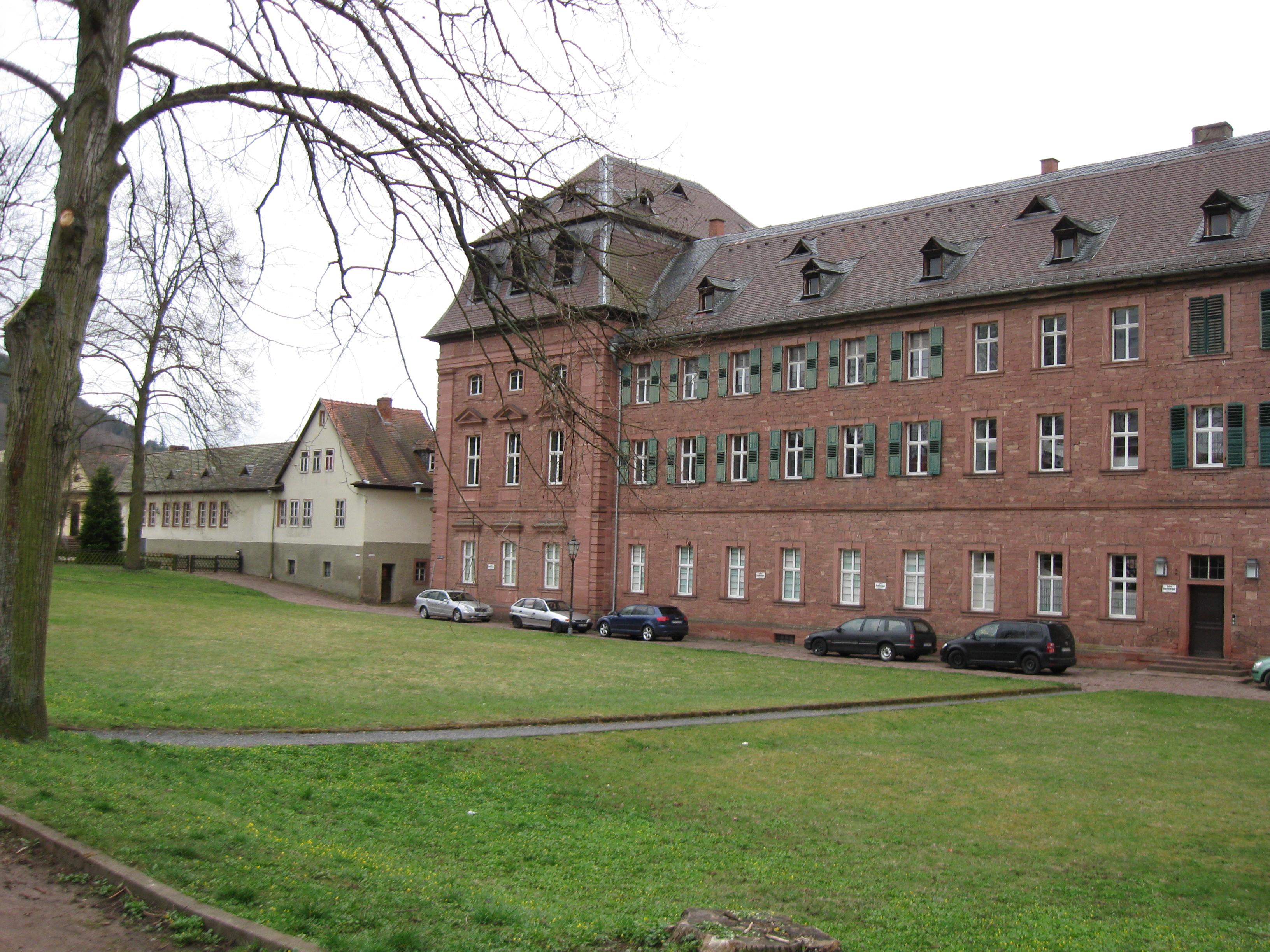Leiningen'sches Archiv Amorbach