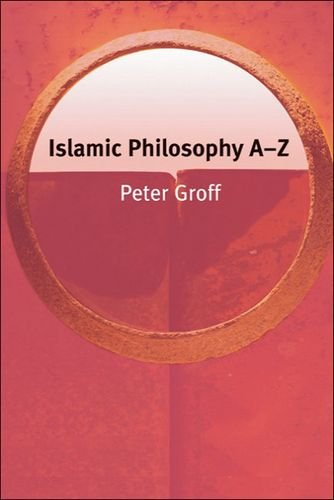 Islamic Philosophy A-Z, Peter S. Groff with Oliver Leaman