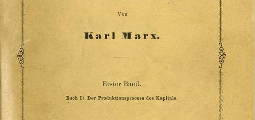 Karl Marx, Das Kapital,1867